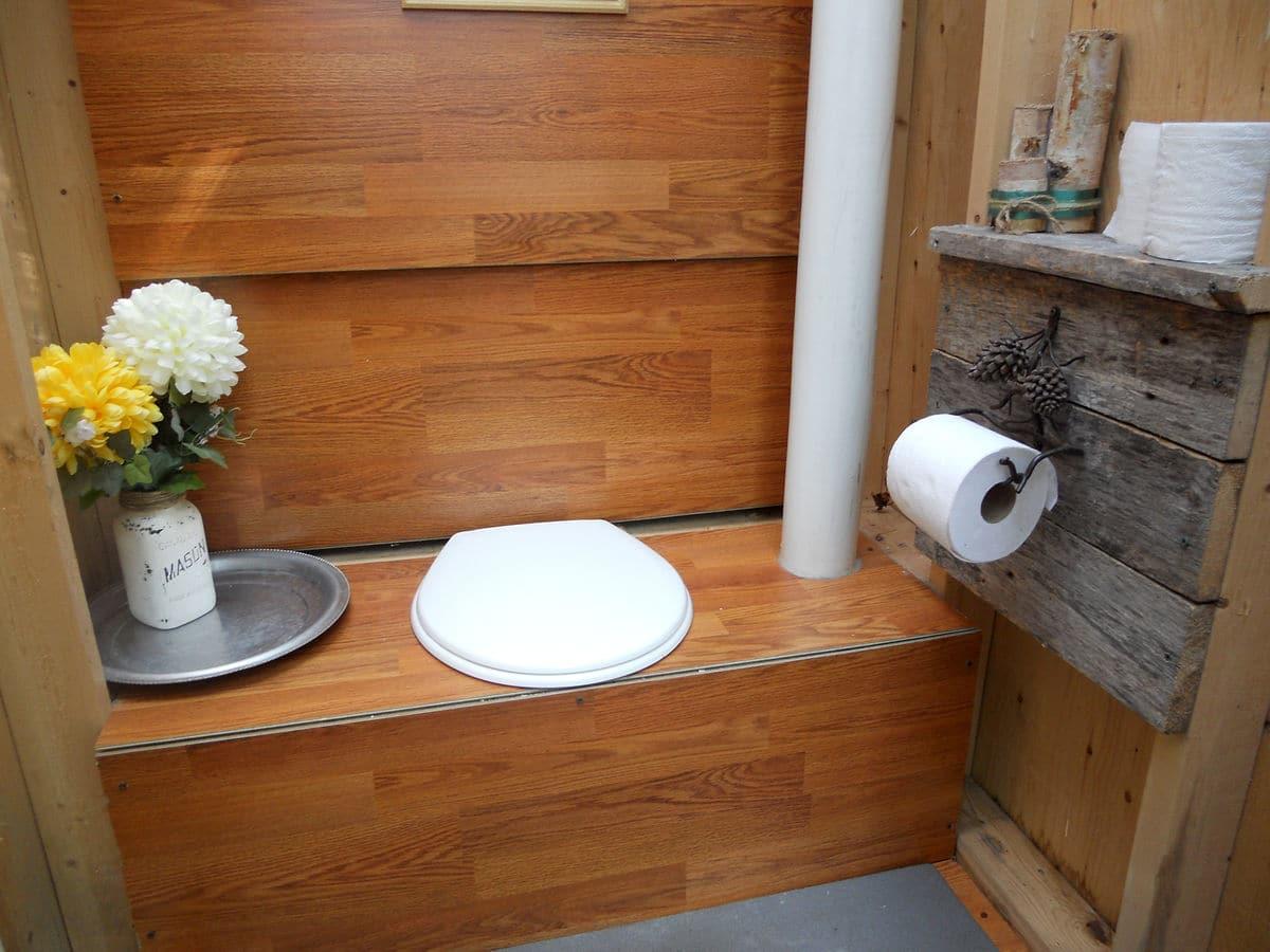 Quelles sont mes obligations en cas d'utilisation de toilettes sèches ?