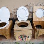 Toilettes sèches pour enfants