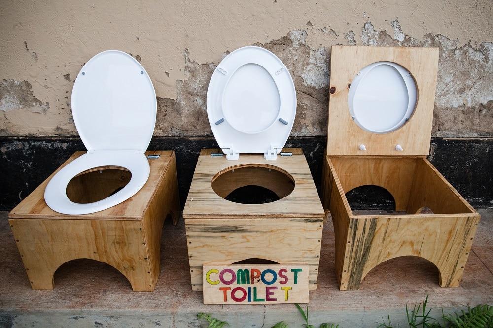 Toilettes sèches pour enfants : ils adorent !
