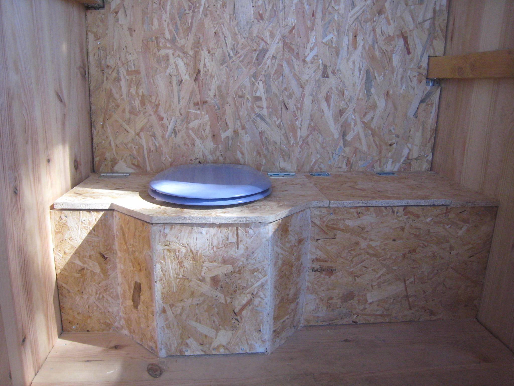 Tous les avantages des toilettes sèches